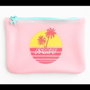 🍭Ipsy Glam July Cosmetic Bag